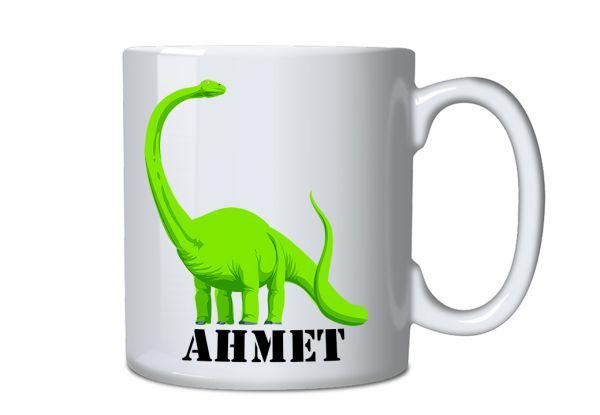 Namenstasse Dino